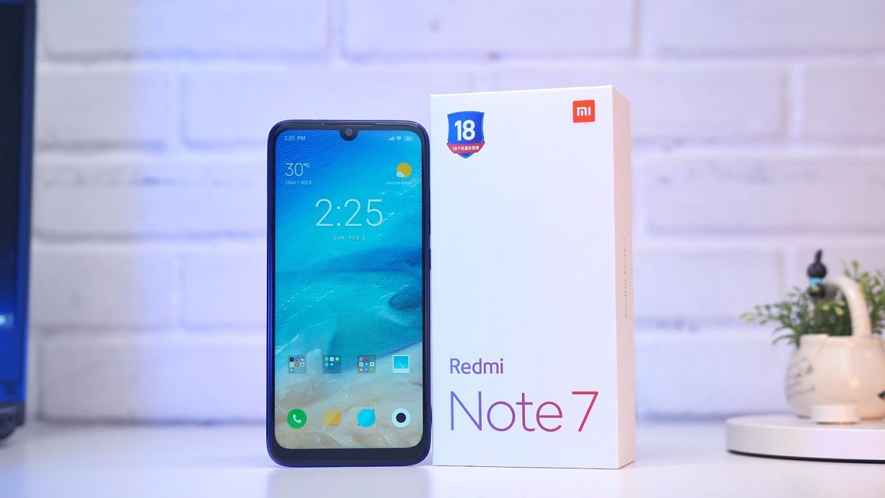 Hype Review Xiaomi Redmi Note 7 Indonesia Youtube
