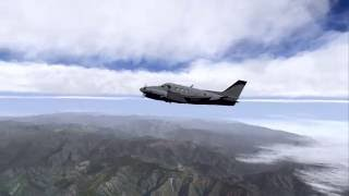 x plane testing weather setup hd clouds and noaa plugin