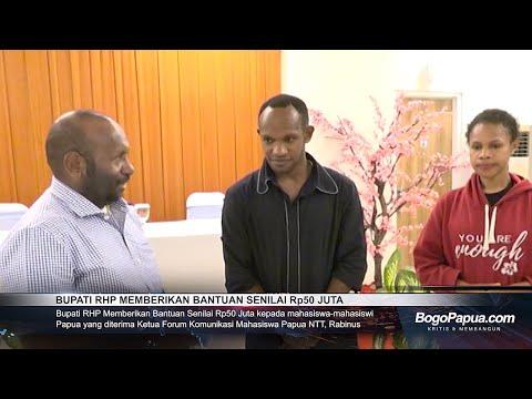 Mahasiswa Papua di Kupang Butuh Asrama