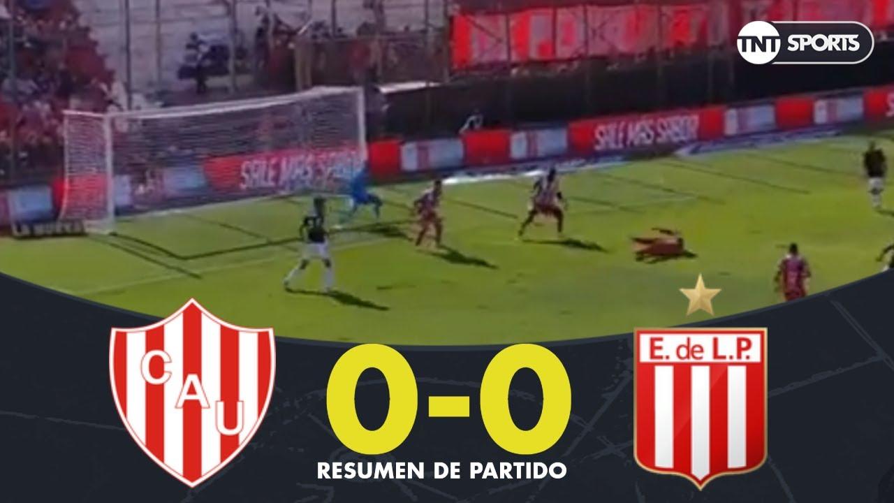 Resumen de Unión SF vs Estudiantes LP (0-0) | Fecha 25 - Superliga Argentina 2018/2019