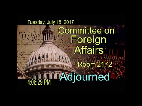 "Hearing: ""Implementing the Global Food Security Act"""