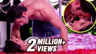 Kunj & Twinkle Romance | Tashan-e-Ishq | Zee TV