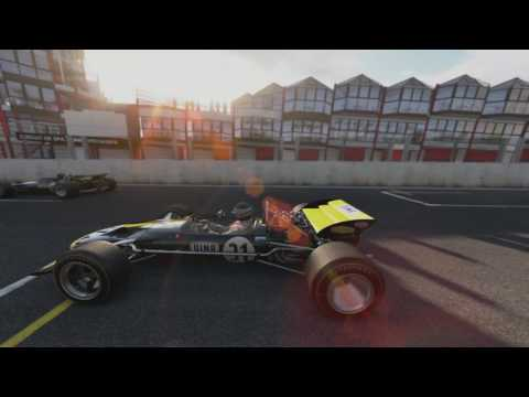 F1 Classic Lotus Type 49C Cosworth (ProJect Car Races)