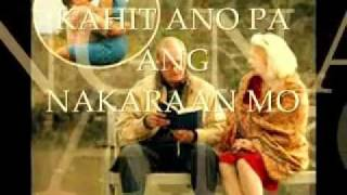 SIGAW NG PUSO by FATHER AND SON with lyrics by (ALEX M.)