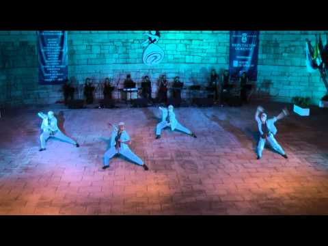 Chinese classic dance: Martial Arts dance