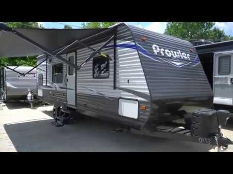 2020 New Heartland Prowler 262 BH Travel Trailer, Bunks, Slide, Loaded,  $19,900