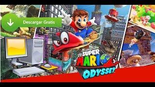 Super Mario Odyssey Para PC DESCARGAR