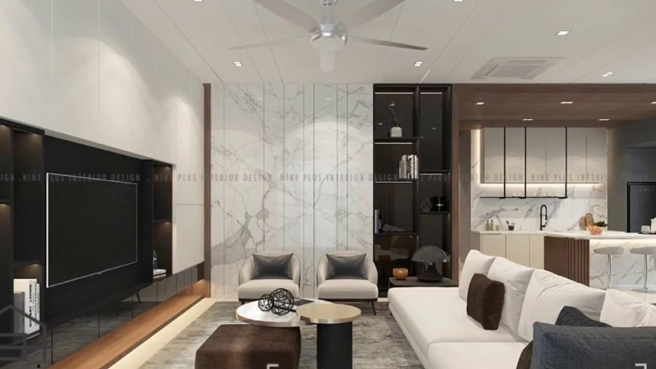 Nine Plus Interior Design M Sdn Bhd Part 1 Landed Semi D Design Renovation Kuala Lumpur Youtube