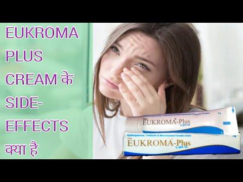 New Eukroma Plus Cream Usage | Eukroma Plus For Melasma Hyperpigmentation Treatment