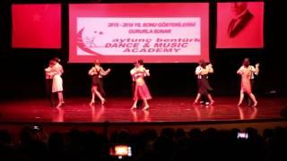 Aytunc Benturk Dans A. Yıl sonu 2016 TANGO