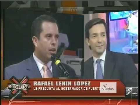 Careo Luis Fortuño vs Lenin Lopez en Súper Exclusivo