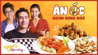 Ngon Khó Cưỡng | 3 QUÁN ỐC ngon bứt nóc chỉ có tại Sài Gòn | Tập 7 | Food Review