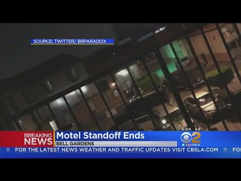 Thumbnail: Standoff Ends In Bell Gardens