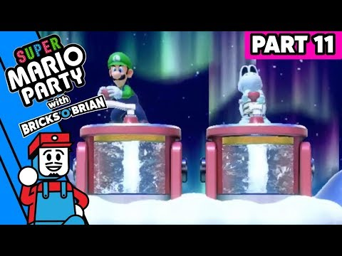 Computer Partners are Amazing! - Super Mario Party Playthrough
