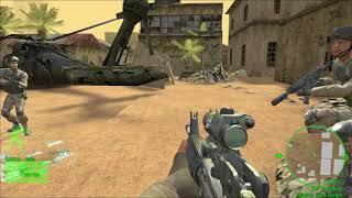 Delta Force: Black Hawk Down - Save Durant (Super Six Four)