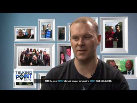 Talking Point on Deen TV with Steven Taylor and Kurt Darren