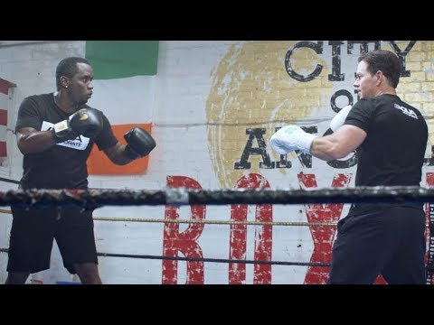 Diddy & Mark Wahlberg: The Bet  Part Two  Mayweather vs. McGregor  Aug. 26 on TIME PPV