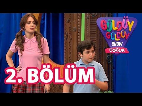 Güldüy Güldüy Show Çocuk 2. Bölüm Full HD Tek Parça (15 Temmuz Cuma)