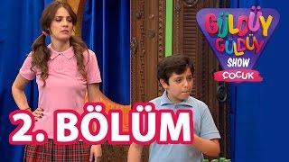 Güldüy Güldüy Show Çocuk 2 Bölüm Full HD Tek Parça (15 Temmuz Cuma)
