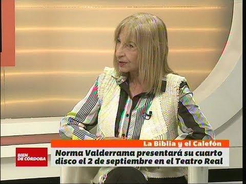 Norma Valderrama en vivo en Bien De Córdoba (BDC)