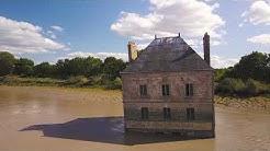 La Maison dans la Loire - Couëron - Drone
