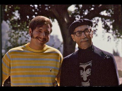 David Feldman Show - Author Steve Stoliar Discusses Groucho Marx