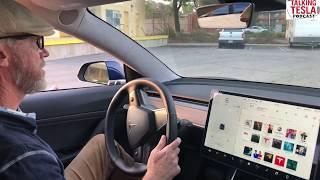 Tesla Model 3 Front End Noise
