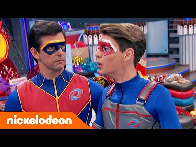 Henry Danger | La Scatola di Pietre | Nickelodeon Italia