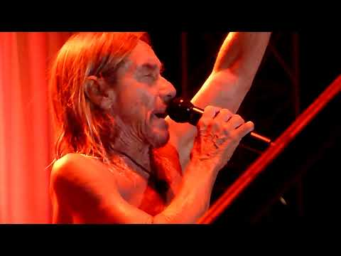 Iggy Pop - Red Right Hand (live in Athens 2019)