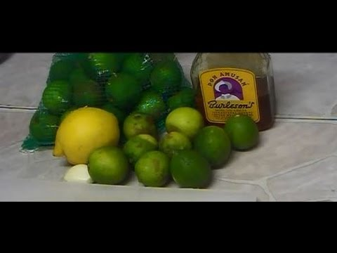 """Garlic Lemon Honey Homemade Hair Mask Recipe To Grow Healthy Hair"""