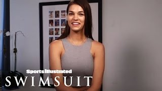 Samantha Gradoville SI Swimsuit 2016 Casting Call