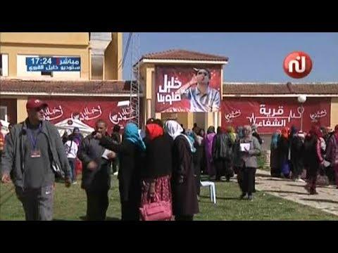 دور وزارة النقل في انجاح قرية الشفاء بالكاف -قناة نسمة