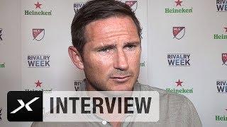 U21-EM: Frank Lampard erwartet England-Sieg gegen DFB   England U21 - Deutschland U21