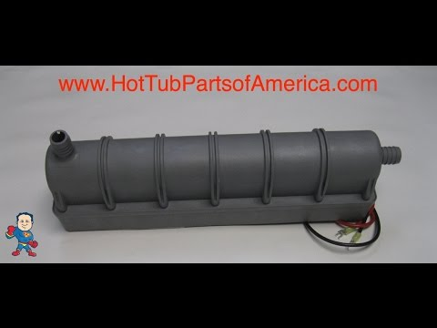 Sundance Low Flow Heater Sentry 750 800 Or 850 How To The