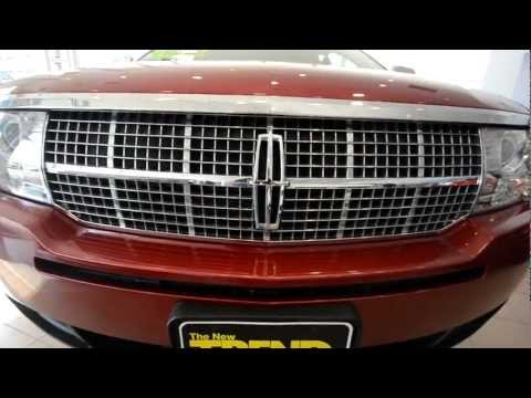 2008 Lincoln MKX AWD Ultimate (stk# 3518A ) for sale at Trend Motors Used Car Center in Rockaway, NJ