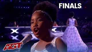 Victory Brinker STUNS THE JUDGES With Her Finale Performance!