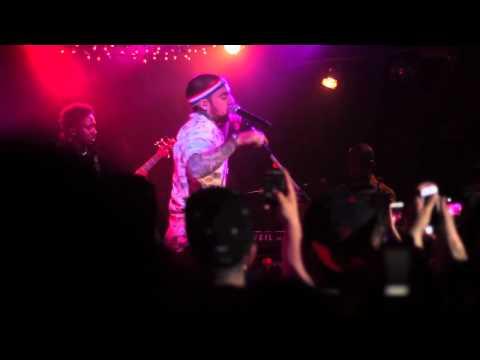 Mac Miller Performs