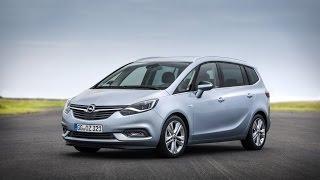 New Opel Zafira 2.0cdti Innovation 2017 - Pov Ubitestet