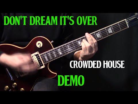 Chords Crowded House Don T Dream Its смотреть видео, скачать на ios ...