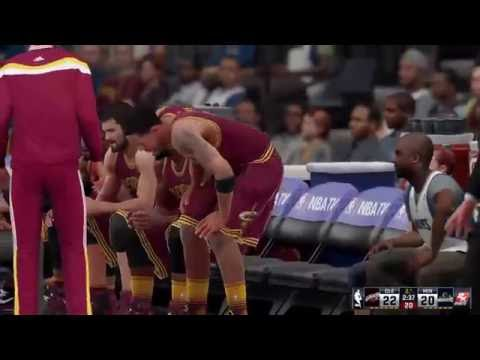 NBA 2K16 / Cleveland Cavaliers