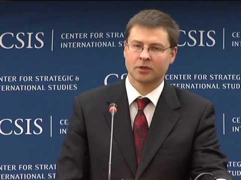 Video: Statesmen's Forum: Valdis Dombrovskis, Prime Minister
