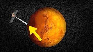 Auf dem Mars wurde ein riesiger See mit flüssigem Wasser entdeckt!