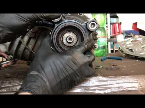 Раздатка Mercedes Vito W639 2011- (рестайлинг), наиболее частые поломки