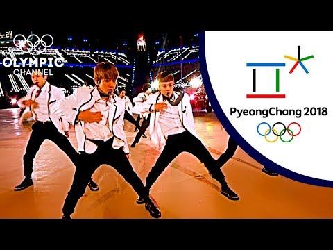 EXO (엑소) The Pyeongchang 2018 Closing Ceremony | Promo