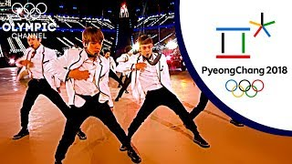 EXO  The Pyeongchang 2018 Closing Ceremony  Promo