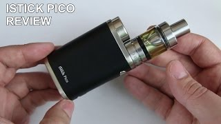 видео Eleaf iStick Pico 75w (Айстик Пико) купить в Москве и по РФ