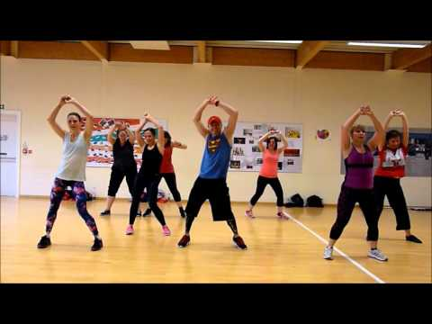 Apache (Jump on it) Zumba - The Sugarhill Gang