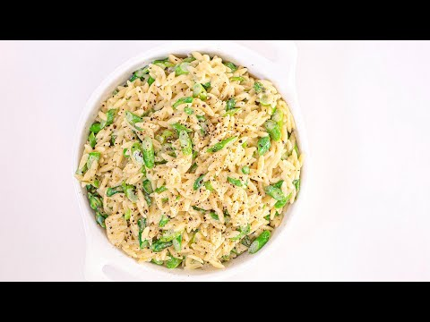How To Make Orzo Mac And Cheese With Black Truffle Butter By Amanda Freitag