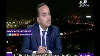 محمد خضير: نستمع جيدا لمشاكل المستثمرين وتهيئة مناخ الاستثمار.. فيديو