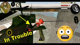stickman rope hero in trouble | Stickman Rope Hero android and…